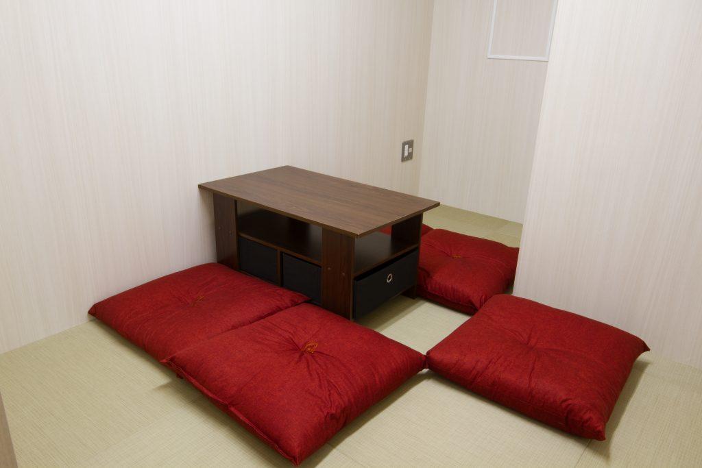 3人利用の和室