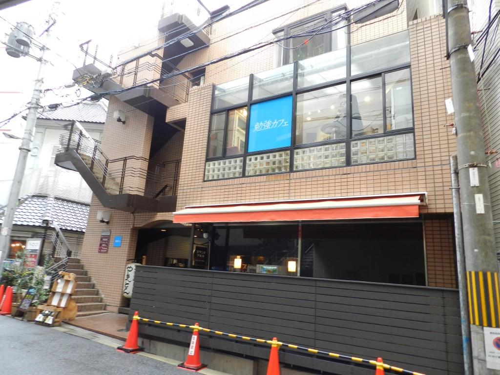 勉強カフェ大阪うめだの外観