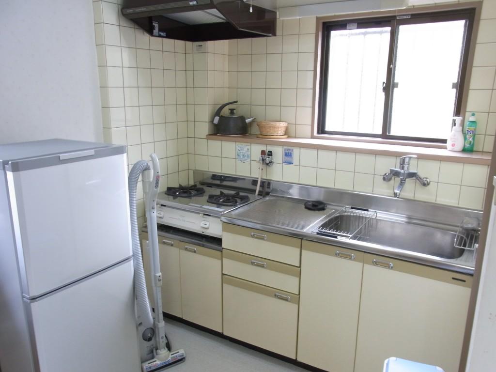 コワーキングスペースUmidass1階キッチン