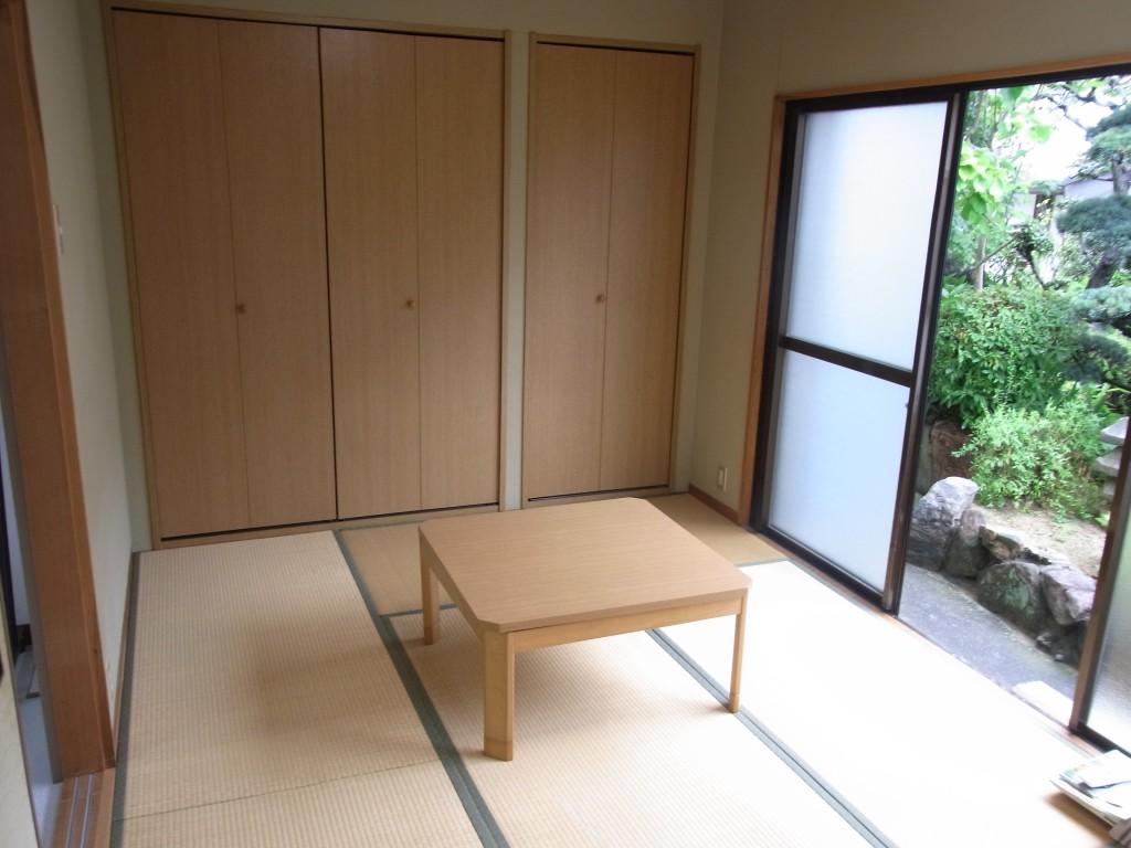 コワーキングスペースUmidass1階和室