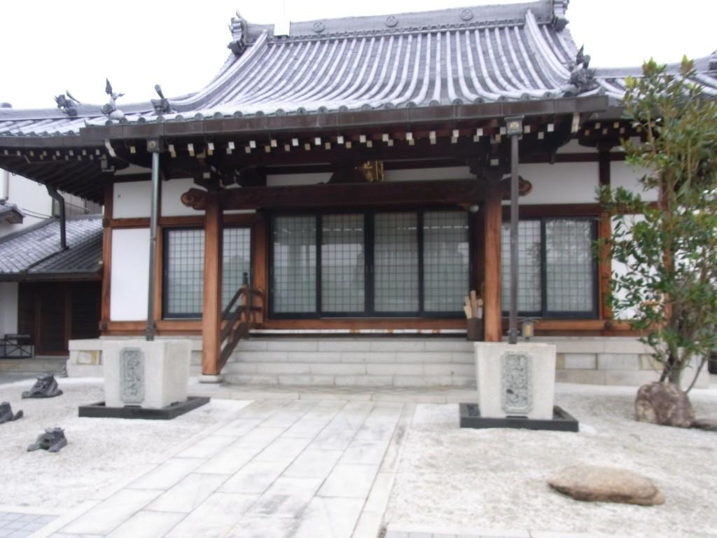 コワーキングスペースUmidassのあるお寺安楽寺
