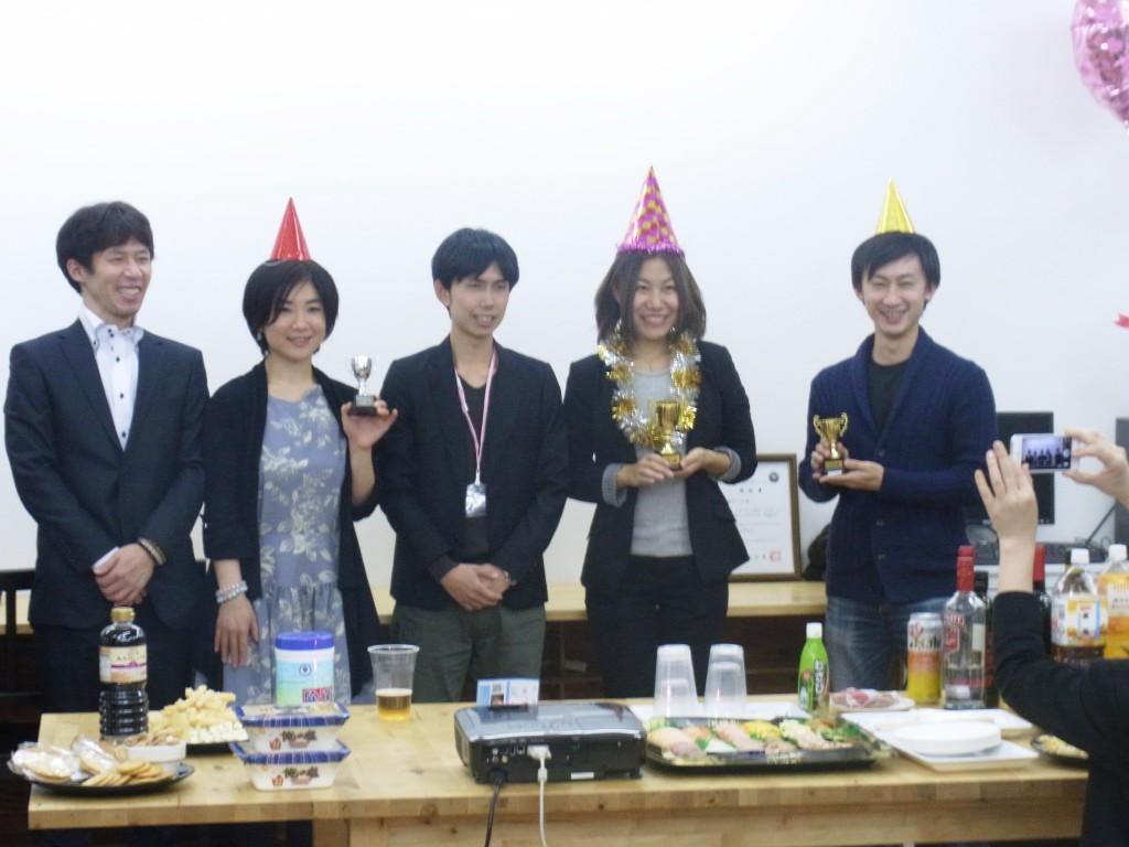 ビジコン078の受賞者