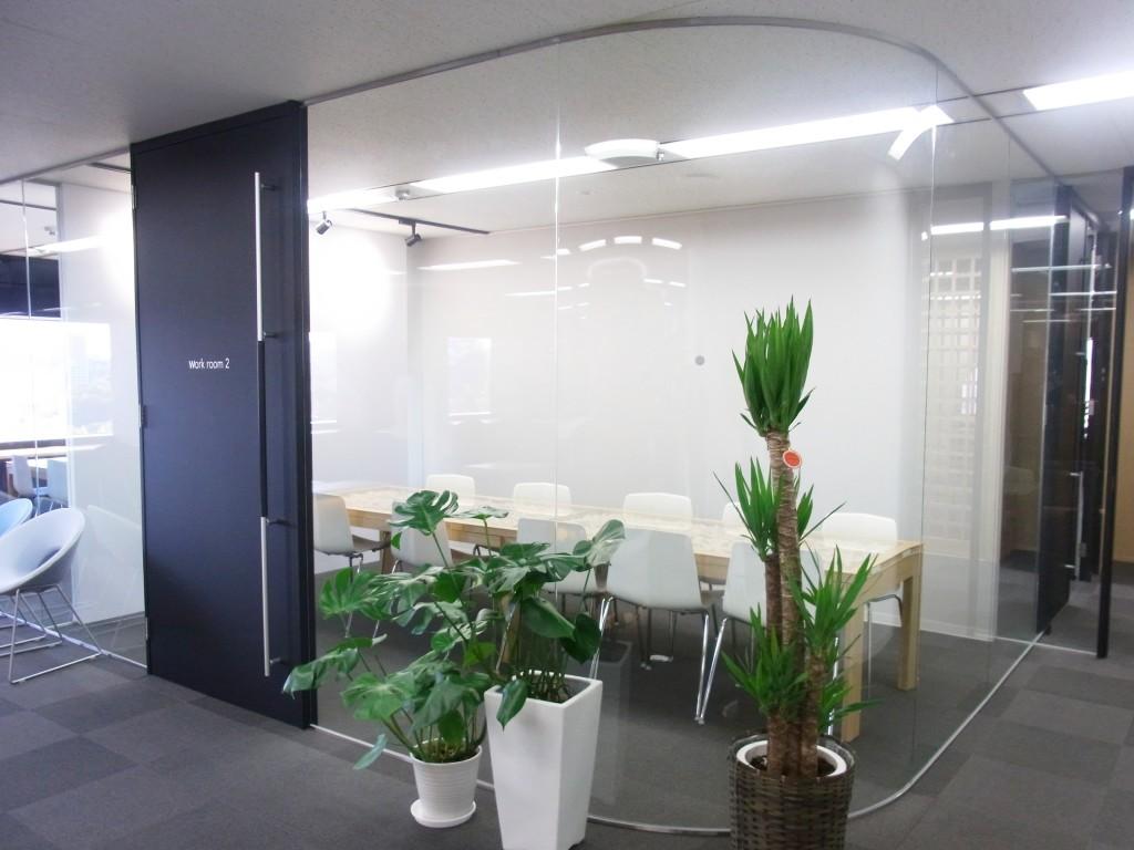 OBPアカデミアの会議室