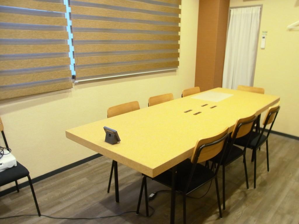 勉強カフェのイベントルーム