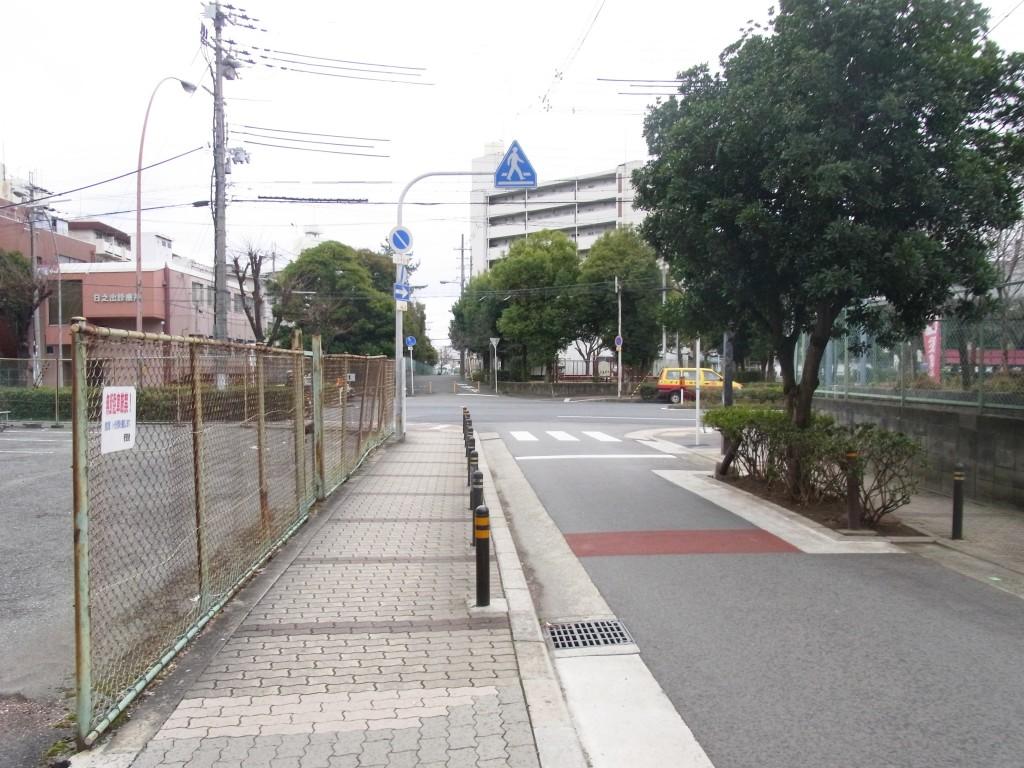 フレッシュイン新大阪まであと少し
