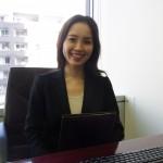 サーブコープのマネージャーの横山 仁美さん