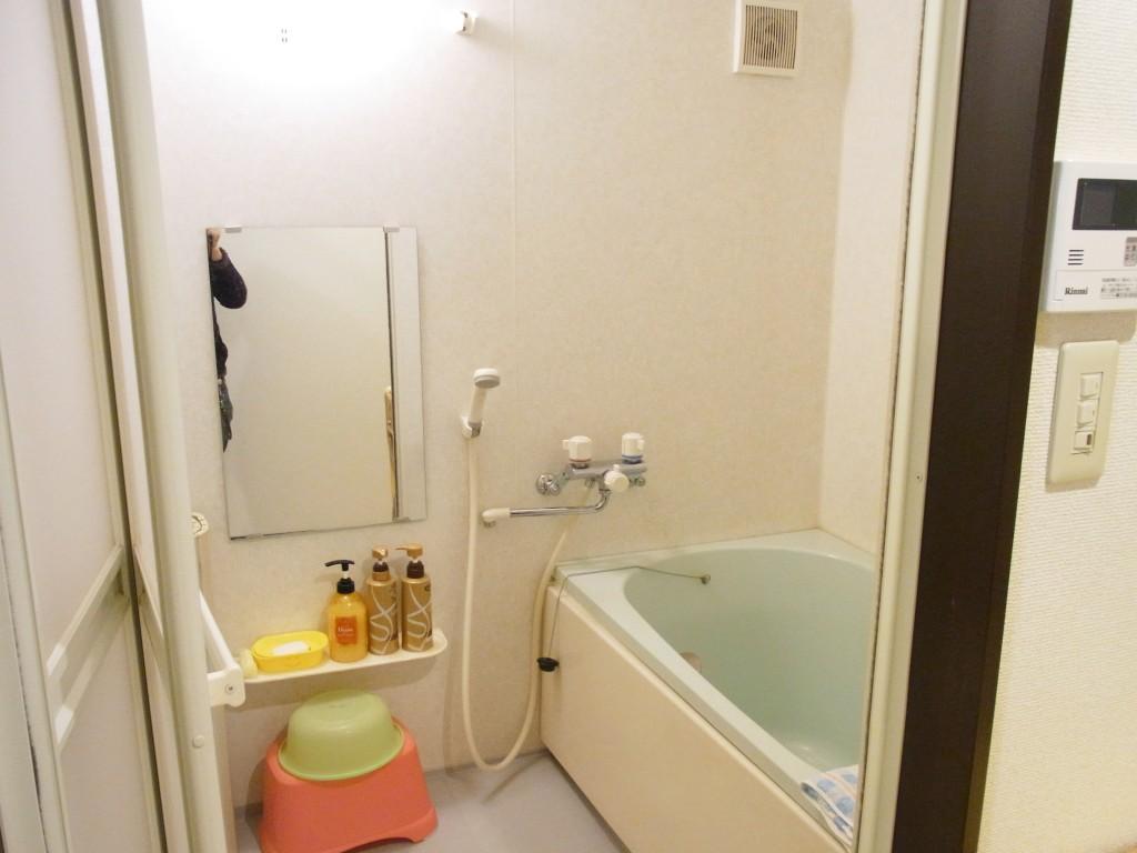 フレッシュイン新大阪のシャワールーム