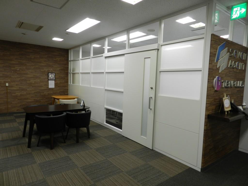 大阪クロススクエアの大会議室