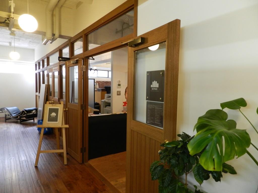 oinai karasumaの入り口