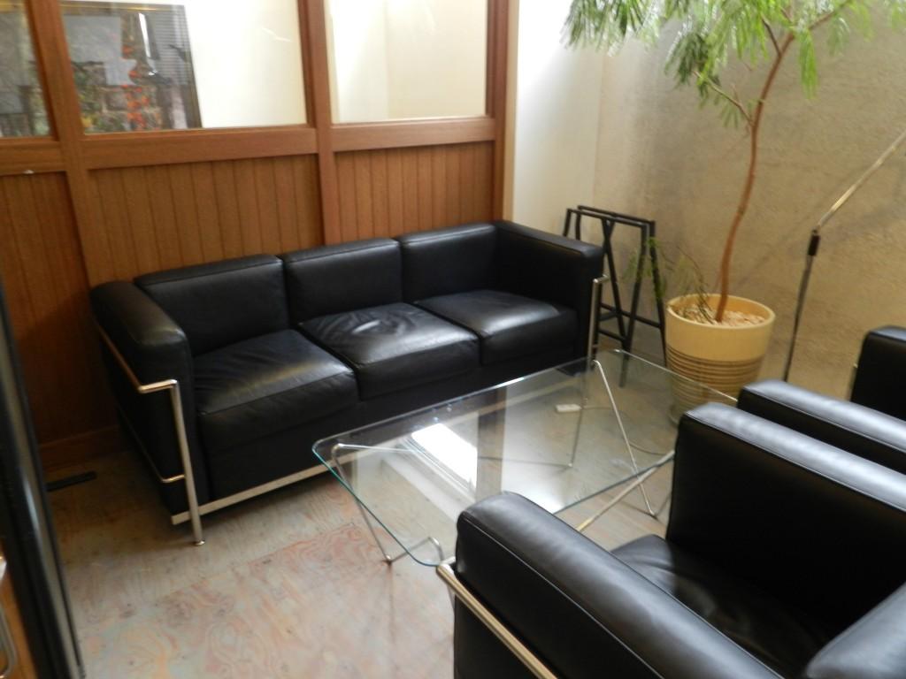oinai karasumaのソファスペース