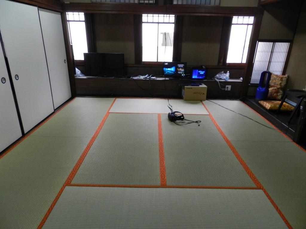MTRL KYOTOの和室