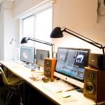 八王子で工房ギャラリーとシェアを複合したスタジオ 桶屋