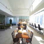 海老名コワーキングスペース ROLE(RICOH Office & Lounge Ebina)