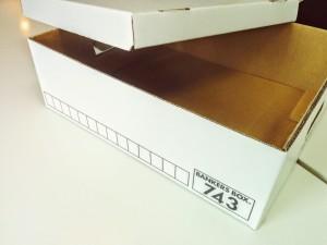 Biz Libraryには荷物を預けることができます。