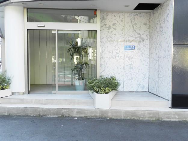 東池袋ビルの入口