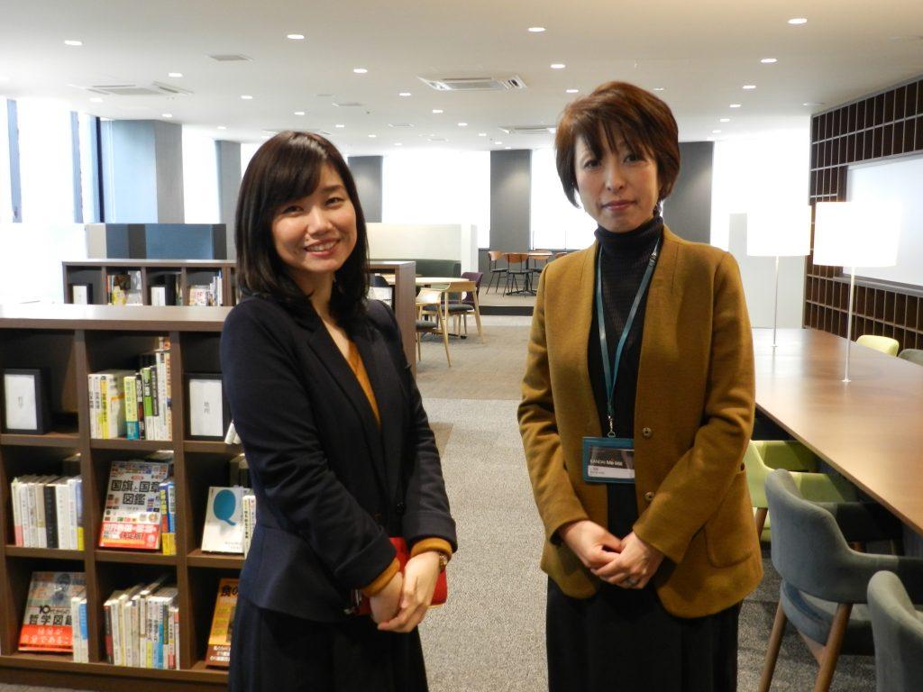 関西大学 梅田キャンパスオフィス プログラム コーディネーター 松田佳織さん