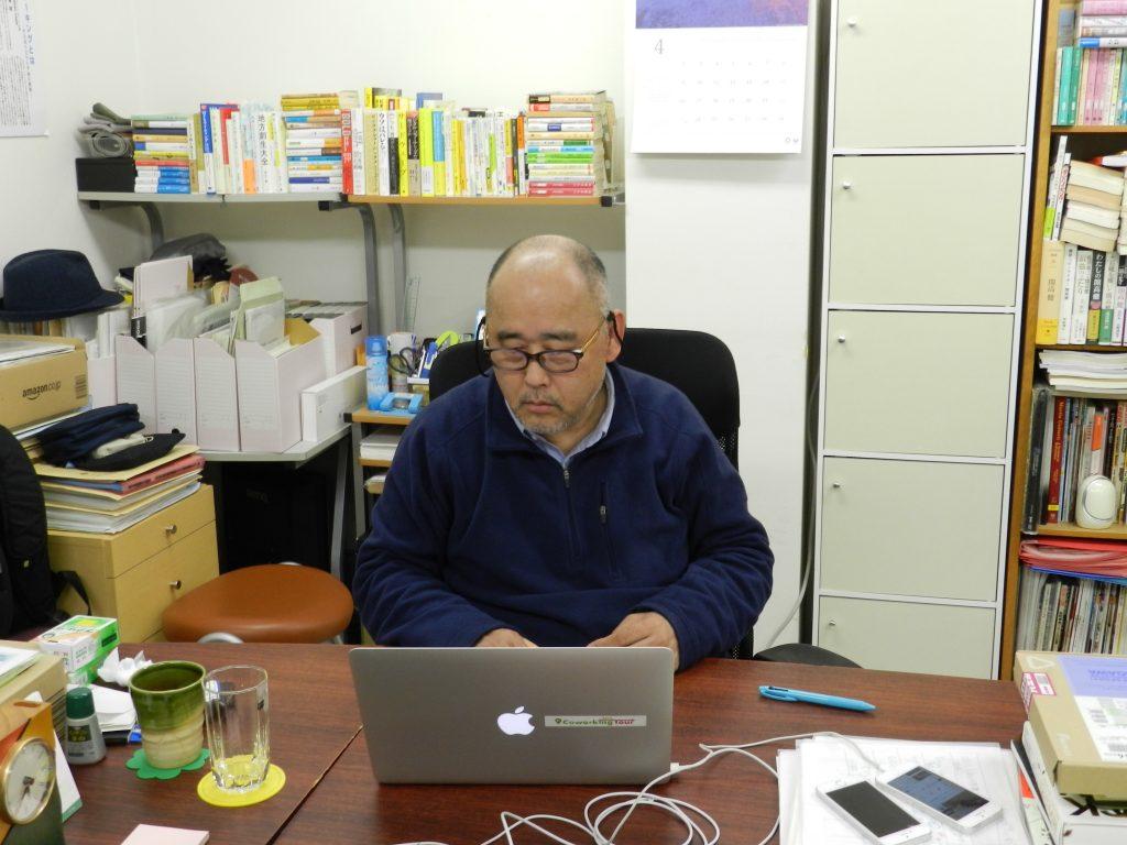 カフーツ代表の伊藤さん