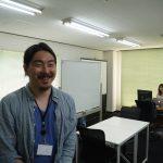コワーキングスペース天満の竹村さん